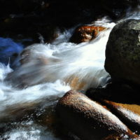 Image of a waterfall