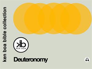 Deuteronomy Audio Series