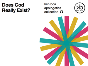 Does God Really Exist, Audio Series