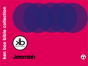 Jeremiah Audio Series