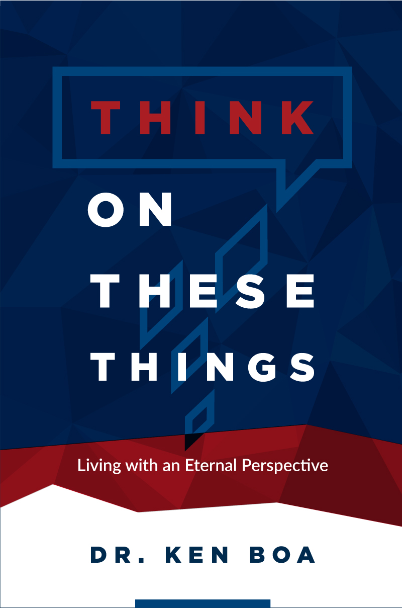 Think on These Things eBook