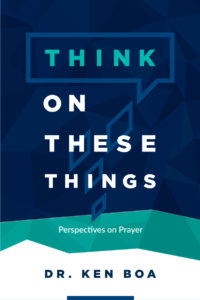 Perspectives on Prayer ebook cover