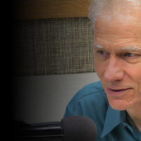 Radio show host Bill Campbell