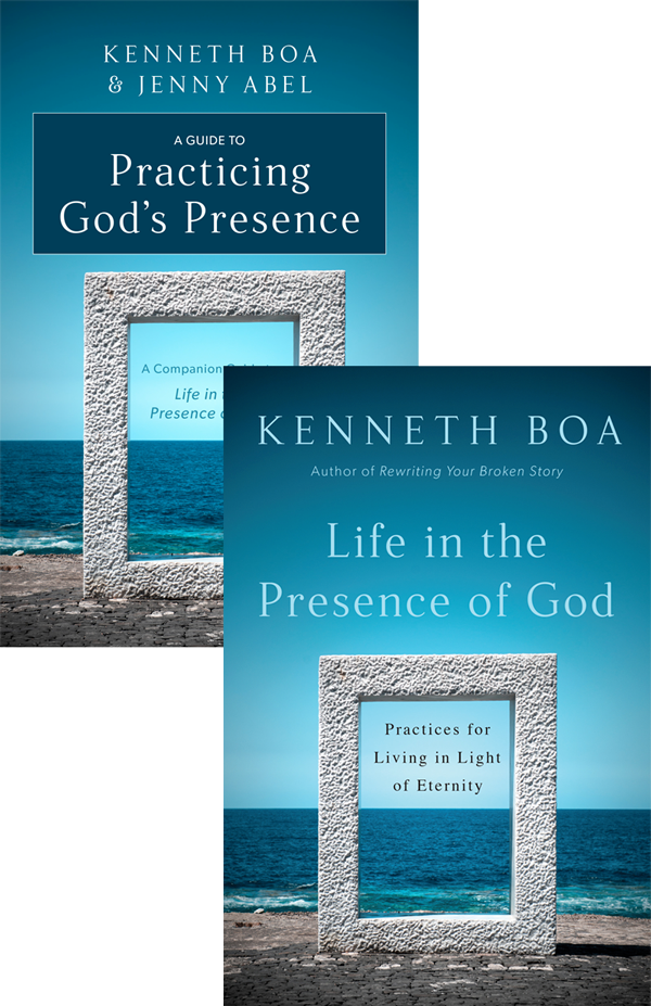 A Guide to Practicing God's Presence Bundle