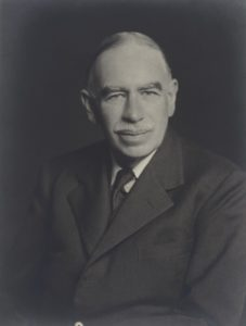 Image of John Maynard Keynes